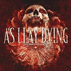 AS I LAY DYING The Powerless Rise Album Cover