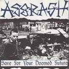 ASSRASH Save For Your Doomed Future album cover