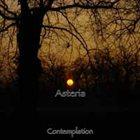 ASTERIA Contemplation album cover