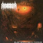 ASTRAL TOMB Subterranean Forms album cover
