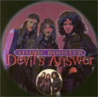 ATOMIC ROOSTER Devil's Answer (BBC Sessions) album cover