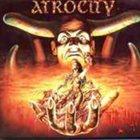 ATROCITY The Hunt album cover