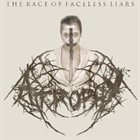 ATROPHY (NC) The Race Of Faceless Liars album cover