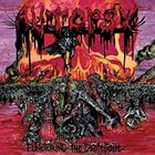 AUTOPSY Puncturing the Grotesque album cover