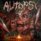 AUTOPSY The Headless Ritual album cover