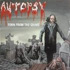 AUTOPSY Torn From the Grave album cover
