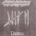 AVENGED SEVENFOLD 2000 Demo album cover