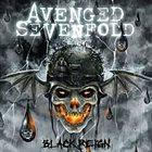 AVENGED SEVENFOLD Black Reign album cover