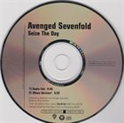AVENGED SEVENFOLD Seize The Day album cover