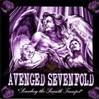 AVENGED SEVENFOLD Sounding The Seventh Trumpet album cover