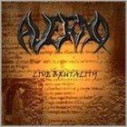 AVERNO Live Brutality album cover
