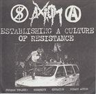 AXIOM (OR) Establishing A Culture Of Resistance album cover