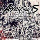 AXXEN CONNERS Nowhere To Escape Sins album cover