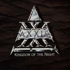 AXXIS Kingdom of the Night album cover
