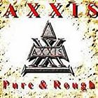AXXIS Pure & Rough album cover