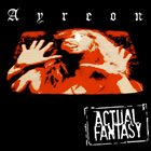 AYREON Actual Fantasy album cover