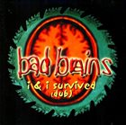 BAD BRAINS I & I Survived album cover