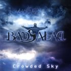 BAD SALAD Crowded Sky album cover