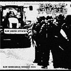 BADASS FARMER Raw Rehearsal 2016 album cover
