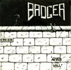 BADGER Over The Wall album cover