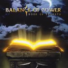 BALANCE OF POWER Book Of Secrets album cover