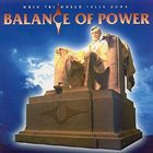 BALANCE OF POWER When The World Falls Down album cover