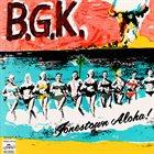 BALTHASAR GERARDS KOMMANDO Jonestown Aloha! album cover