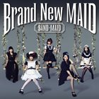 BAND-MAID Brand New Maid album cover