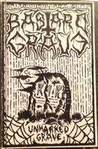BASTARD GRAVE Unmarked Grave album cover