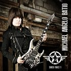 MICHAEL ANGELO BATIO Shred Force 1: The Essential Michael Angelo Batio album cover