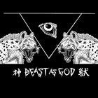 BEAST AS GOD Live Autumn MMXIV album cover