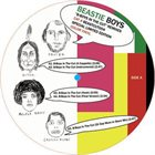 BEASTIE BOYS B-Boys In The Cut (Remixes) album cover