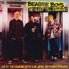 BEASTIE BOYS No Sleep Till Kawasaki album cover