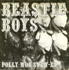 BEASTIE BOYS Polly Wog Stew EP album cover