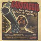 BEASTIE BOYS Sabotaggio album cover