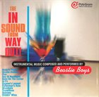 BEASTIE BOYS The In Sound From Way Out! album cover