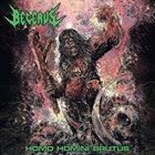 BECERUS Homo Homini Brutus album cover