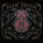 BEEN OBSCENE Night O'Mine album cover