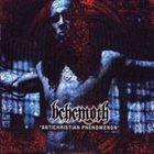 BEHEMOTH Antichristian Phenomenon album cover
