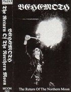 BEHEMOTH The Return of the Northern Moon album cover