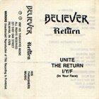 BELIEVER The Return album cover