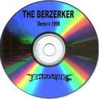 THE BERZERKER Demo's 1998 album cover