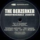 THE BERZERKER Inextricable Zenith album cover