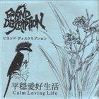 BEYOND DESCRIPTION Calm Loving Life album cover