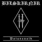 BILSKIRNIR Wotansvolk album cover