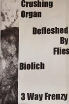 BIOLICH 3 Way Frenzy album cover