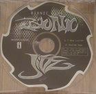 BIONIC JIVE Promo CD (Saw-Cut) album cover