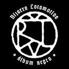 BIZARRA LOCOMOTIVA Álbum Negro album cover