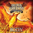 BLACK COUNTRY COMMUNION BCCIV album cover