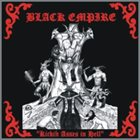 BLACK EMPIRE Kickin' Asses In Hell album cover